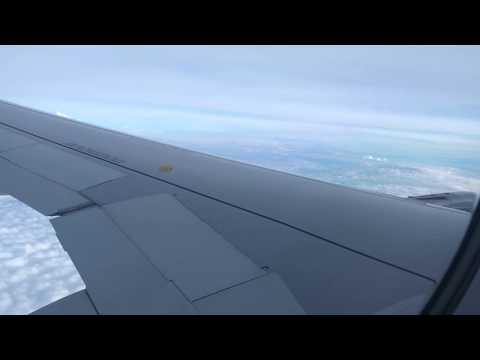 indigo airlines - crossing heaven...