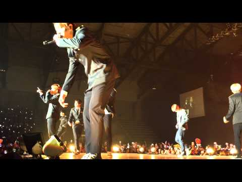 [FANCAM] 150808 BTS THE RED BULLET IN BANGKOK HIPHOP