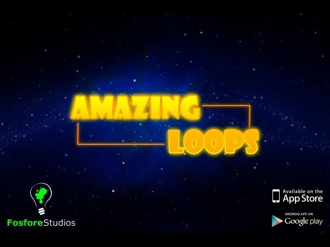 Amazing Loops - Puzzle Mobile Game