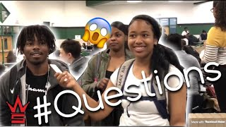 WORLDSTARHIPHOP QUESTIONS: Ep 1 |High School Edition