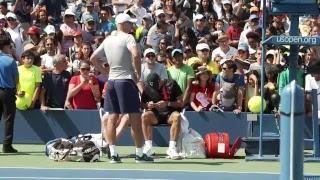 LIVE US Open Tennis 2017: Roger Federer Practice