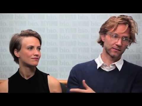 Alex Holdridge & Linnea Saasen talk MEET ME IN MONTENEGRO at the Beyond Cinema & Bio.com TIFF Studio