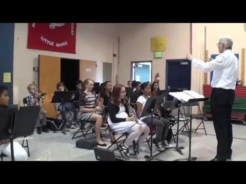 Mountlake Terrace Elementary School 5th & 6th Grade Band ? Part 2