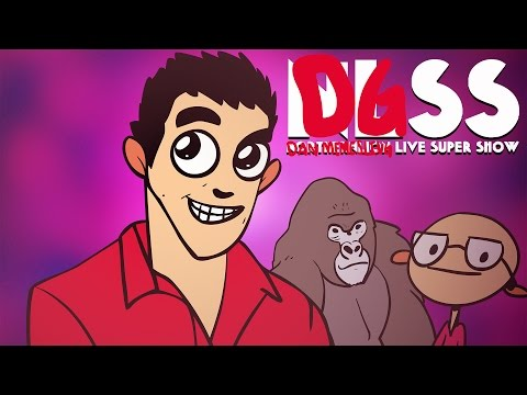 The Northernlion Live Super Show! [September 8th, 2016]