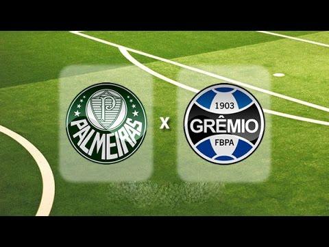 Palmeiras x Grêmio AO VIVO Brasileirão Série A 2016 [CanalJGEsportes]