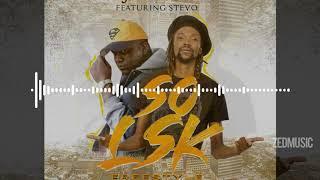Jay Rox Ft Stevo - So Lsk Freestyle [Audio] || ZedMusic