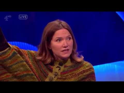 *VERY STRONG LANGUAGE* Jessica Hynes Drops the CBomb  The Last Leg
