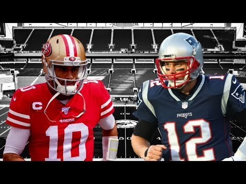 If the 49ers and Patriots were in the superbowl now #sanfrancisco49ers #tombrady #superbowl54