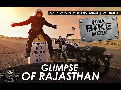 Glimpse of Rajasthan | Motorcycle tour