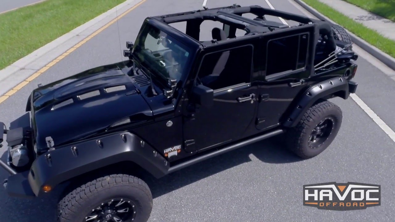 Bestop Supertop NX Replacement Jeep Soft Top Review   HavocOffroad.com