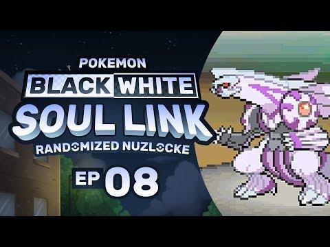 Pokemon Black & White Soul Link EP 08 | SAD TIMES.