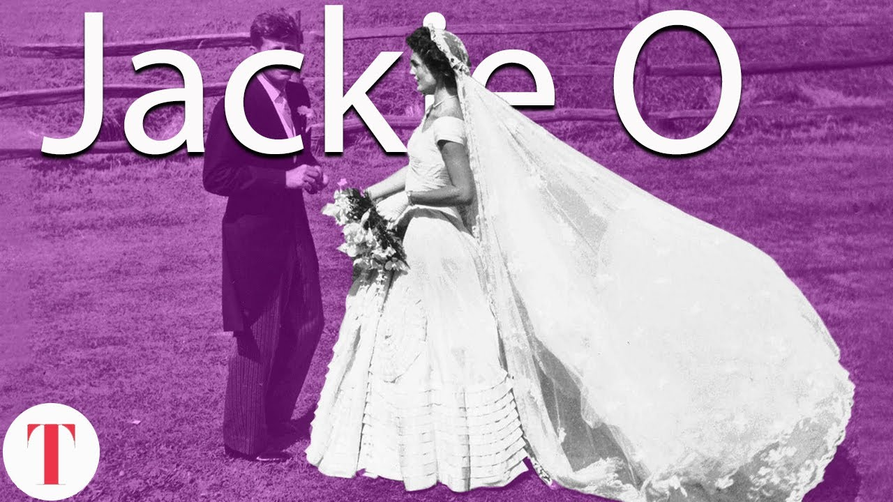 The Story Behind Jackie Kennedy's Iconic Wedding Dress