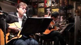 """2010年11月13日(土)赤坂見附Jazz喫茶「橋の下」で行われたライブ""""そろソ..."""