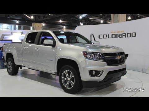 2015 Chevy Colorado Meet Duramax Diesel Youtube