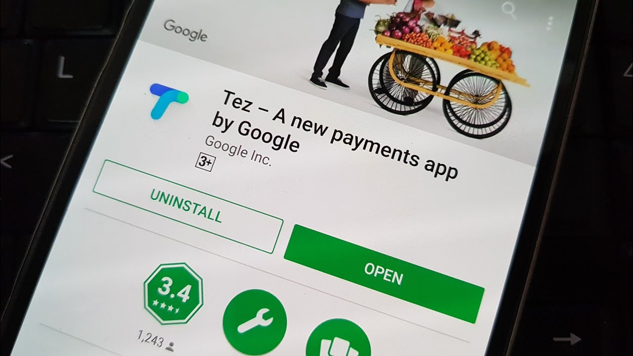 Tez Android App Review – A new payments app by Google for India