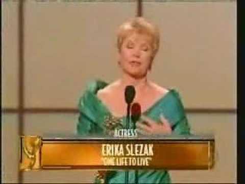 One Life to Live: Erika Slezak Wins 6th Emmy