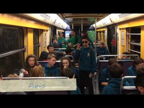 The Becket School France Trip 2015