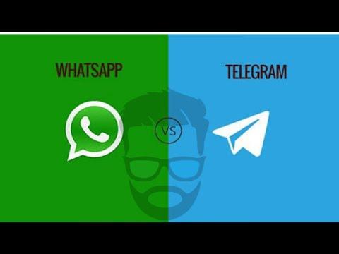 Whatsapp vs Telegram - Which is better ?