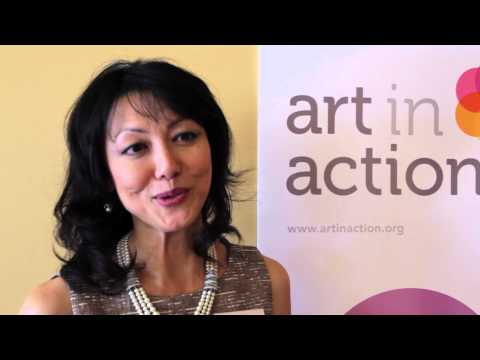 Why We Support Art in Action