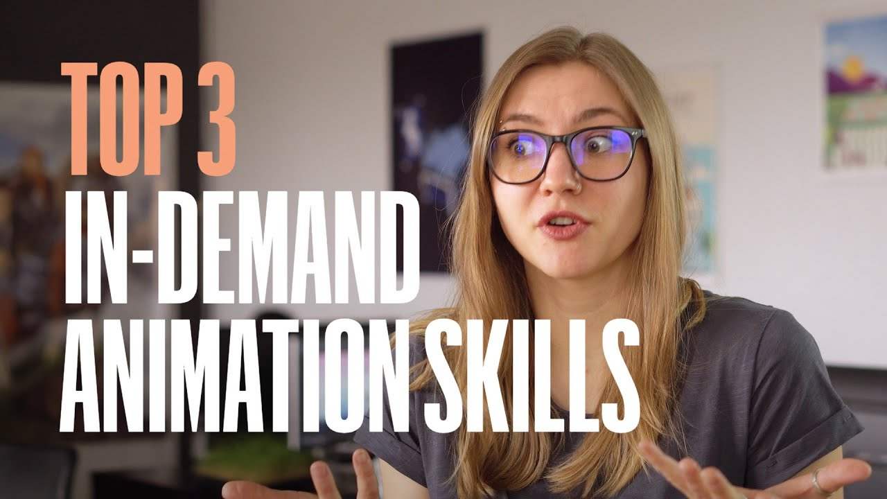 Skills That Motion Design Studios