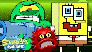 SpongeBob the Anti-Virus! | Karen's Virus  | SpongeBob