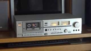 Old But Cool Audio / HITACHI Lo-D Cassette Deck D-78s