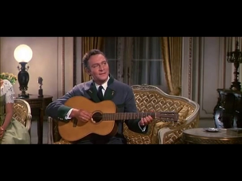Edelweiss Christopher Plummer's real voice The Sound Of Music