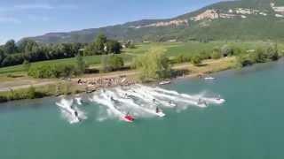 Go Pro Hero 4- Jet ski training France Vallée Bleue