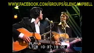 Wayne Newton & Glen Campbell Pop Hits Song Medley