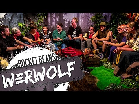 Werwolf -  Wehrlos Im Mondlicht U.a. Mit Nilz Bokelberg, Donnie, Marah & Miriam
