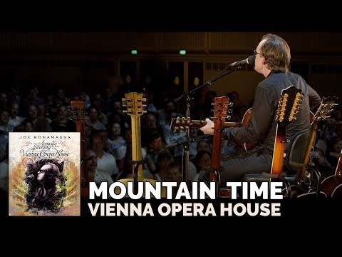 Joe Bonamassa   Mountain Time  at the Vienna Opera House an Acoustic Evening