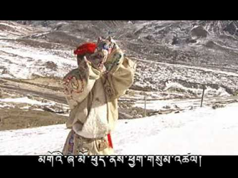 Kunga New Song Called MiLam Nang ghi Phayul 2010