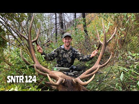 Public Land GIANT!!! Archery Elk Hunt – Stuck N the Rut 124
