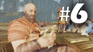 God of War (2018) Gameplay Walkthrough Part 6 - Light - PS4 Pro 4K