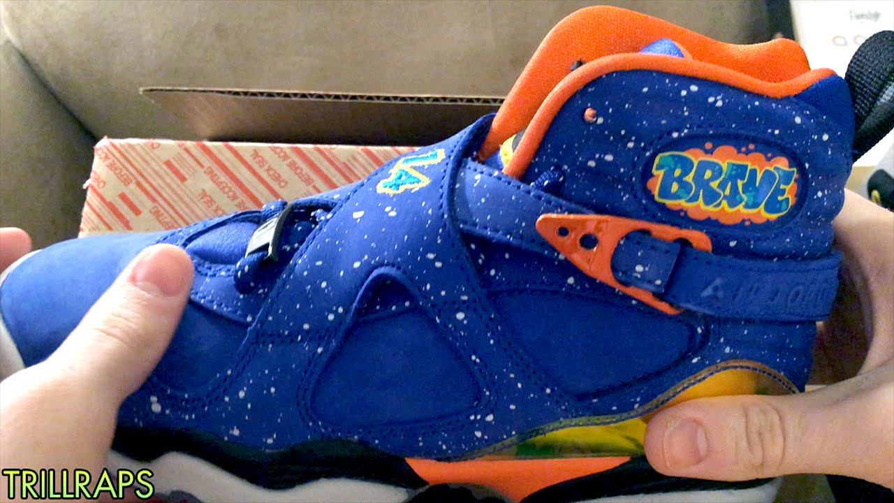 sports shoes 52db1 7ebd9 AIR JORDAN RETRO 8 DOERNBECHER FOR SALE!! (SOLD)