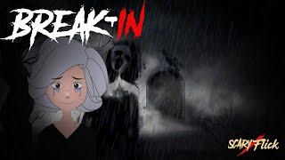 Break-In I Animated Horror Story In Hindi I Scary Flick E58