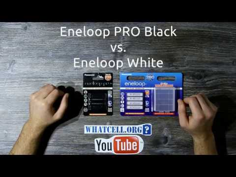 Here's The Truth About Eneloop PRO Black And Eneloop White