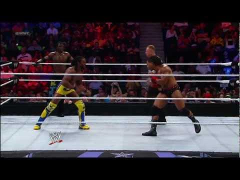 WWE Superstars - May 24, 2012
