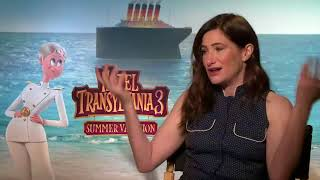The Cast of Hotel Transylvania 3 on Returning for Summer Vacation