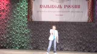 "Иван Харитонов. ""Вестибулярный аппарат"". Из м/ф ""Смешарики."""