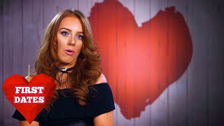 Woman Crushed After Being Told She Wears Too Much Make-Up | First Dates Hotel