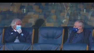 Футбол чемпионат Украины Динамо Киев Шахтер Донецк 1 й тайм обзор самое важное 2020 07 04