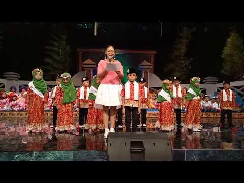 Penampilan TK ABA 1 GEMOLONG Di TVRI Semarang 08 Mei 2018 #Part 1