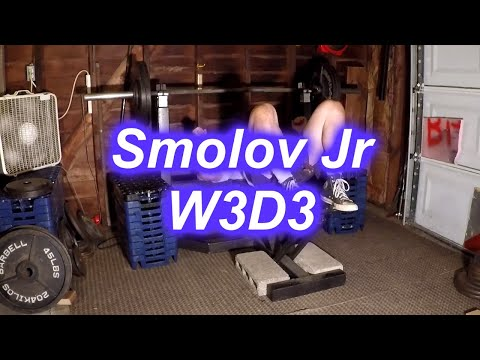 Smolov Jr 4 0 W3D3