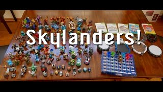 Gigantic Skylanders XBOX 360 Set!