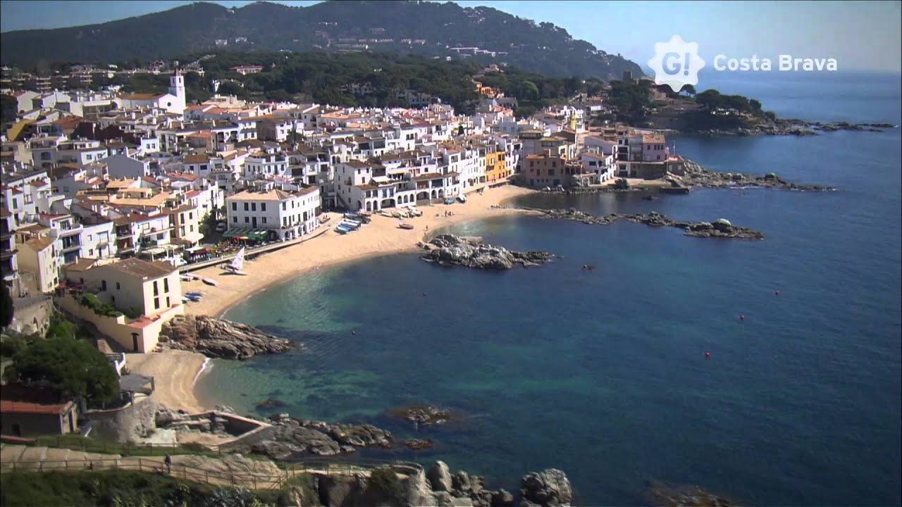 Costa brava from the air youtube - Office de tourisme rosas costa brava ...