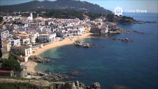Costa Brava from the air
