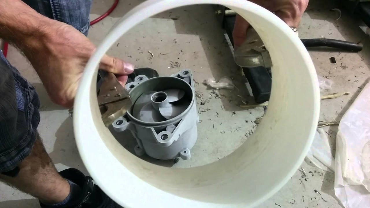 Remove wear ring seadoo challenger in 1 second