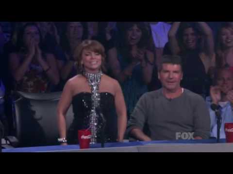 Adam Lambert- American Idol Top 7 Born to be wild (HD)