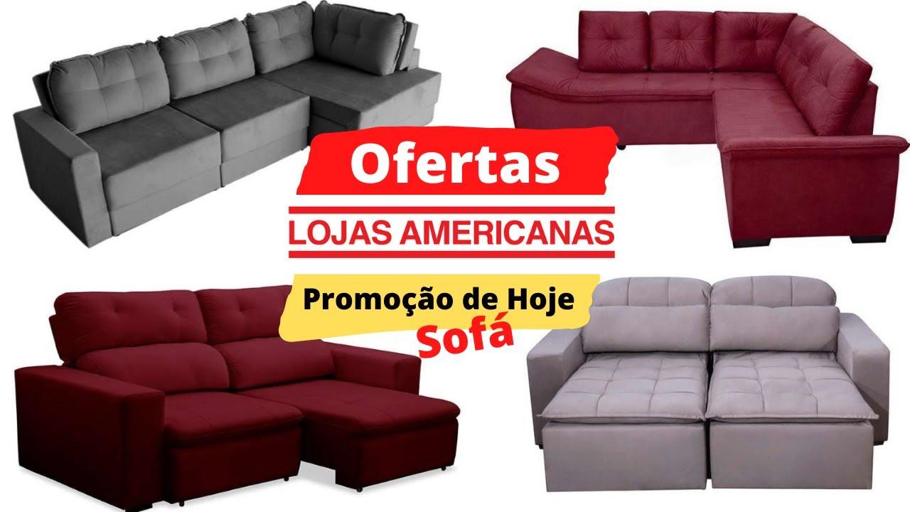 LOJAS AMERICANAS PREÇOS DE SOFÁ OFERTAS DO DIA Promoção de ...